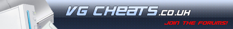 The Official VGCheats Forums - Win Prizes and Talk about Games!